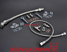 Kinugawa Turbo Oil Water line kit for Garrett T25 T28 Journal Bearing 150cm