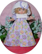 """Dress, Hat, Panties for 10"""" Tonner Ann Estelle Patsy YoSd and others her size."""