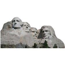 H13015 Mount Rushmore Cardboard Cutout Standup