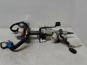 TOYOTA KLUGER STEERING COLUMN GSU40-GSU45, ELECTRONIC ASSIST TYPE, 08/07-02/14