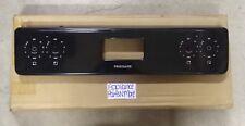 ELECTROLUX FRIGIDAIRE RANGE BLACK BACKGUARD PANEL PART NUMBER: 316541622  NEW