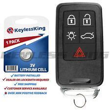 Keyless Entry Remote Car Key Fob for Volvo S60 S80 V60 V70 XC60 XC70 KR55WK49264