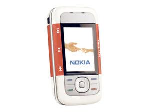 ORIGINAL Nokia XpressMusic 5300 MP3 FM Mobile 100% UNLOCKED GSM Cellular Phone