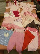 Babybekleidungspaket  Mädchen Größe 50/56