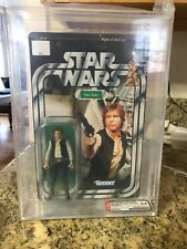 STAR WARS Vintage Collection OTC Han Solo MOC AFA U8.5