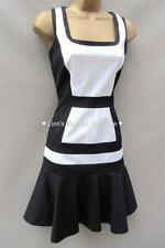 Karen Millen Cotton Blend Party Striped Dresses for Women