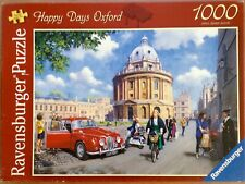 """Ravensburger to  """"HAPPY DAYS OXFORD"""" 1000 Piece Jigsaw Puzzle"""