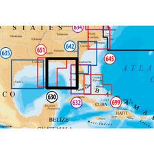 Navionics Msd/630P+ Platinum+ East Gulf Of Mexico MicrosdT/SdT