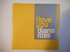DIANA ROSS : I LOVE YOU [ CD SINGLE NEUF PORT GRATUIT ]