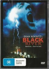 BLACK RIVER - DEAN KOONTZ -  CLASSIC HORROR - NEW & SEALED DVD