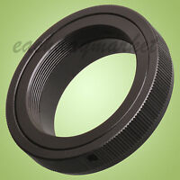 T T2 lens to Canon EOS EF mount adapter ring for SLR DSLR camera 1000D 450D 7D