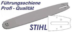 """Schwert Stihl 024 026 MS 240 MS 260 37/ 38cm 3/8"""" 1,6 Führungsschiene Kettensäge"""