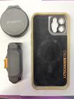 PolarPro LiteChaser Pro (iPhone12 Pro Max)CASEF,Filter 3-5 & Grip FREESHIPING