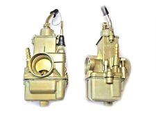 Coppia Carburatori k 65 T  Set of two Carburetors K-65T  Dnepr Ural k750 M72