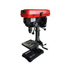 10-Inch 5 Speed Bench Drill Press with Light Ul Listed