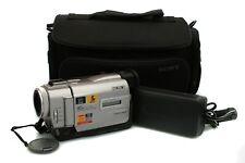 Sony Videocámara Mini DV formato DCV TRV6E cámara de vídeo