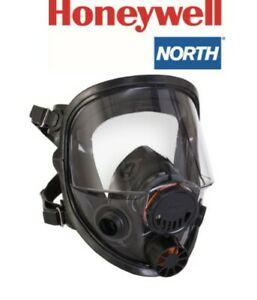 North Honeywell 7600-8A Full Face Respirator 7600 - Choose: SM or MD/LG Size.