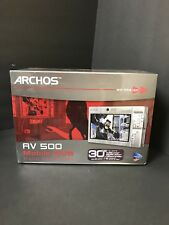 Archos Av500 30Gb Multimedia Player and Dvr w/4-inch Lcd Display Sealed