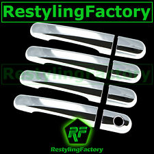 05-07 Ford 500+Freestyle Chrome 4 Door Handle w/o Passenger Keyhole Cover Kit