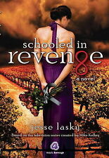 Schooled in Revenge, By Jesse Lasky,in Used but Acceptable condition