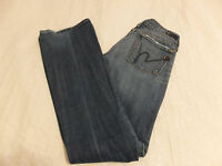 Citizens of Humanity Kelly Stretch 001 Low Waist Bootcut 26 x 34 Women's Jeans