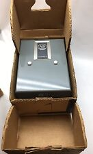 New In Original Factory Box Allen Bradley Size 0 Starter 709-AAB Self Enclosed