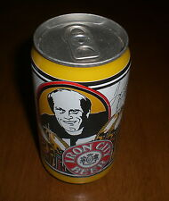 STEELERS TERRY BRADSHAW 12 oz IRON CITY BEER CAN