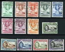 George VI British Multiples Stamps