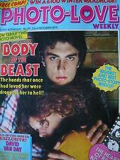 PHOTO- LOVE MAGAZINE 22ND DEC 1979 - DOLLAR - DAVID VAN DAY
