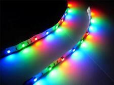 "RC 6"" RGB Underbody LED Strip Lights Superbright FPV Quadcopter Plane UFO 2pc"