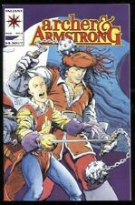 ARCHER AND ARMSTRONG (1992) #8 9.4 NM