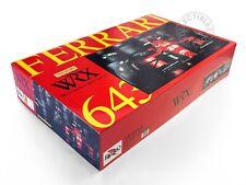 Rosso 1/8 Ferrari 643 WRX Pre-Paint Metal Body Model Kit Special Limited Rare 2*