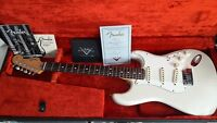 Fender Custom Shop Classic Stratocaster, USA 2011, White Blonde, wie neu