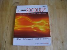 AS LEVEL SOCIOLOGY FOR AQA 2009 ACTIVITIES SUMMARIES EXAM QUESTIONS ANSWER KS5