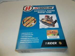 """Hydroslide Downhill Racer Snow Tube 33"""" 1 Rider 120 Lb"""