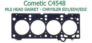 Cometic C4548-051 MLS Head Gasket for DODGE SRT4 TURBO 03-05 2.4L 87.5mm x 1.3mm