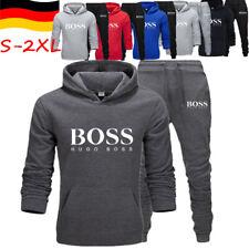 Herren Jogginganzug Sportanzug Trainingsanzug Fitnessanzug Fitness Pullover TOPS