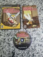 Mister Mosquito (Sony PlayStation 2, 2002)