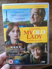 My Old Lady-Kevin Kline Kristin Scott Thomas Maggie Smith(R2 DVD)Downton 2014