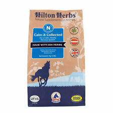 Hilton Herbs Calm and Collected Chamomile Valerian Calmer Supplement For Horses
