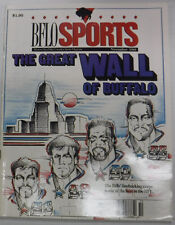 Buffalo Sports Magazine Alexander Mogilny November 1989 082015R