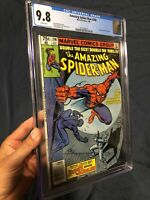 Amazing Spider-man 200 CGC 9.8 NM/MT *Newsstand* Origin retold Anniversary