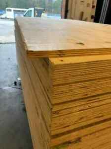 18MM SOFTWOOD SHUTTERING PLYWOOD 8FT X 4FT PRICE PER SHEET