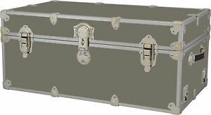 Rhino Storage Trunk Footlocker 32x18x14 . USA Made