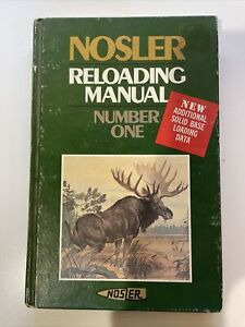 Nosler Reloading Manual Guide #1 number 1