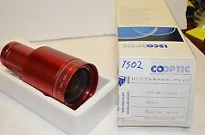ISCO OPTIC Ultra Star HD Plus 35mm 1.38 in. 35mm Cine Projection Lens Minty!