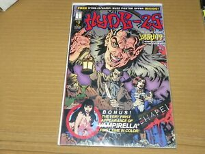 Hyde-25 #0 First Appearance of Vampirella in Color -   RARE