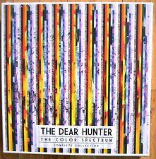 The Dear Hunter - The Color Spectrum Complete Vinyl 9 LP Box Set New Sealed