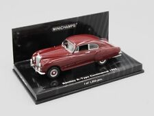 Minichamps 1:43 Bentley R-Type Continental  1955  dark red  L.E. 1056 pcs.