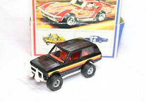 Dinky 203 Customised Range Rover In Its Original Box - Near Mint Vintage 1970s